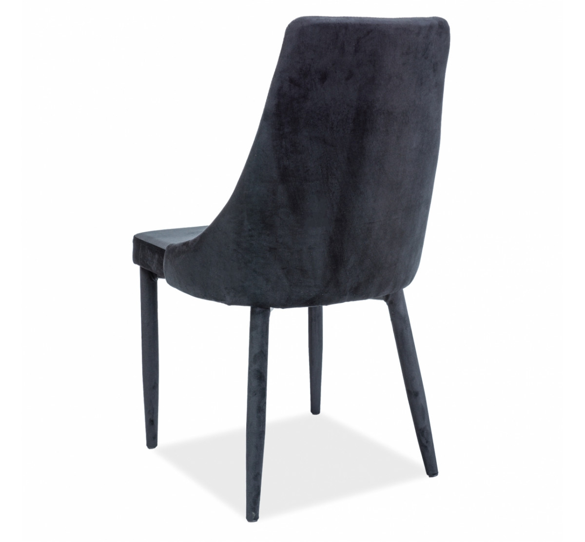 Kėdė  juoda