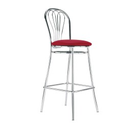 "Kėdė ""Venus hoker chrome"""